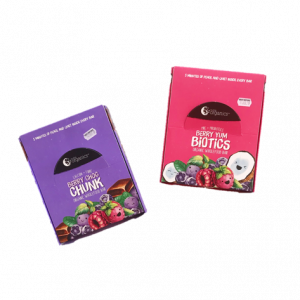 Nutra Organics Berry Biotic Bars