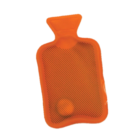 Water Bottle Orange