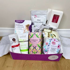New Mama Survival Gift Box