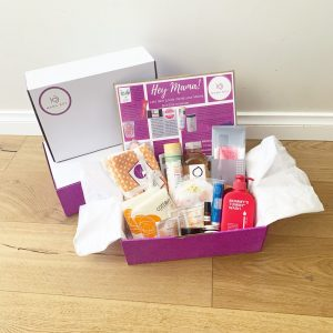 Hospital bag Essentials Box