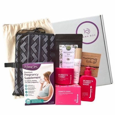 Expectant Mama Essentials Box