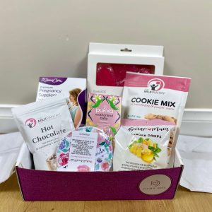 Breastfeeding Essentials Gift Box