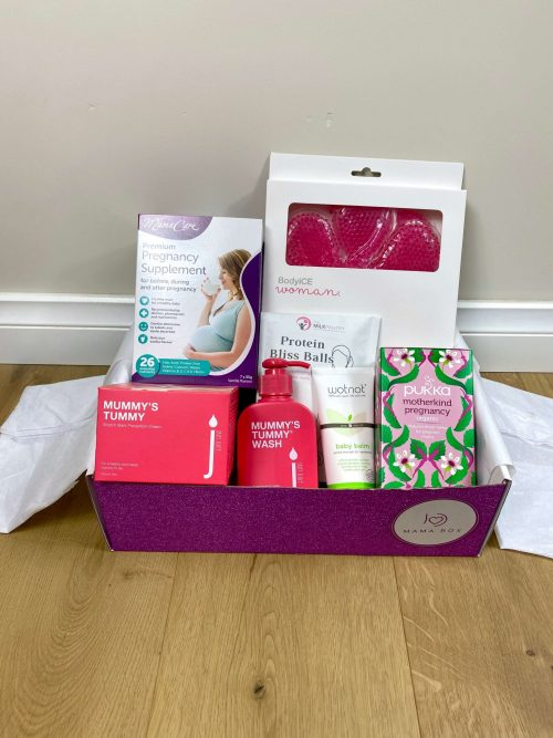 Expectant Mama Essentials Gift Box