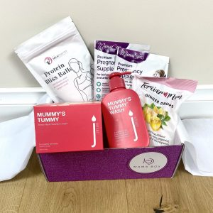 Mini Mama Shower Gift Box
