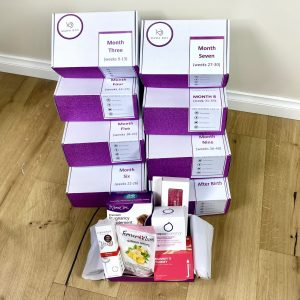 Mini Mama Pregnancy Subscription