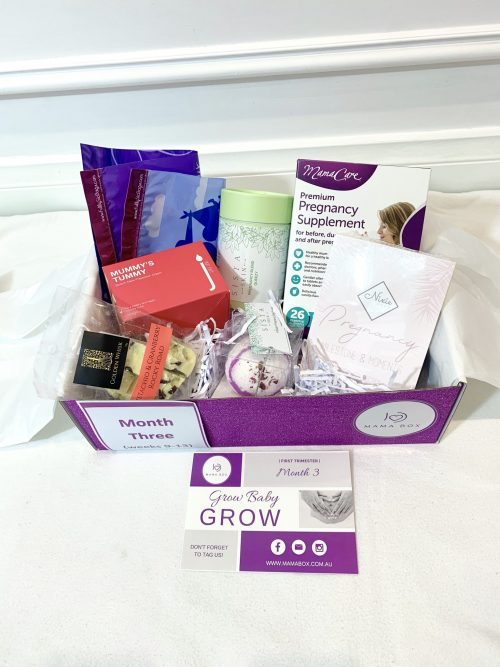 Pregnancy Monthly Subscription