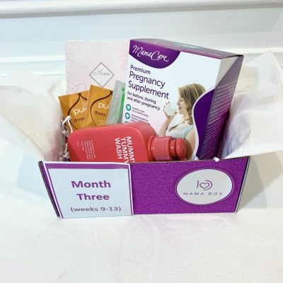 Mini Pregnancy Monthly Subscription
