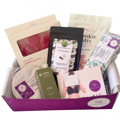 Mama Box Breastfeeding Box