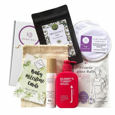 Mini Mama Shower Box