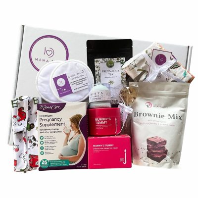 Premium Mama Shower Box
