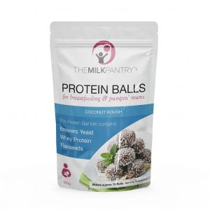 The Milk Pantry Breastfeeding Protein Balls Mix