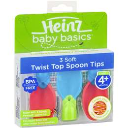 Heinz Baby Spoon Tips