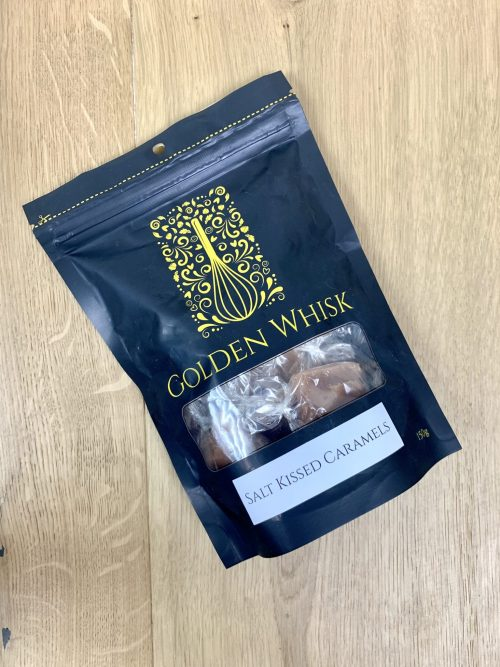Golden Whisk Caramels