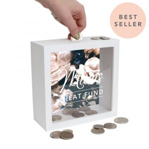 Splosh Mum's Treat Fund Money Box