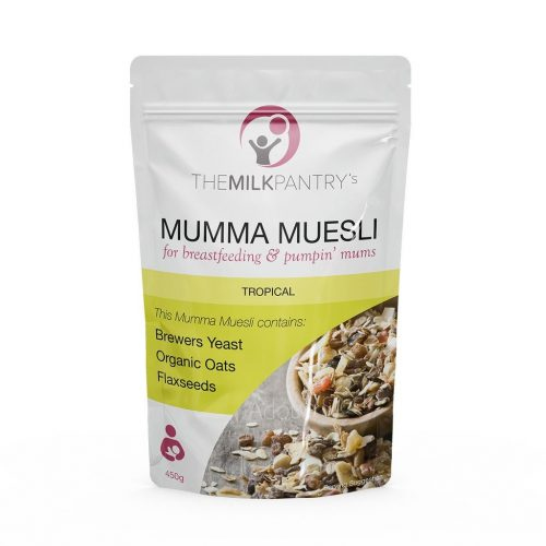The Milk Pantry Mumma Muesli