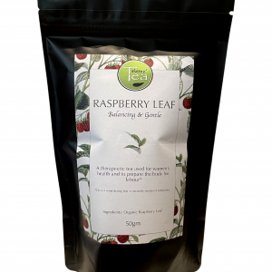 Raspberry Leaf 50g Tea